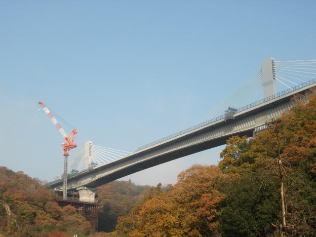 新名神高速道路生野大橋